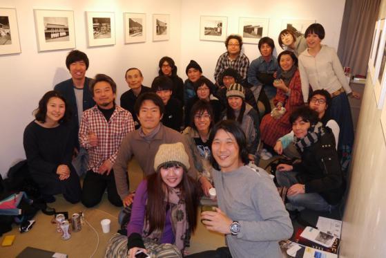 130302写真展トークショー記念写真