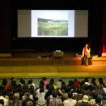 20121113松原豊ふるさと講演/三重県松阪市大河内小学校