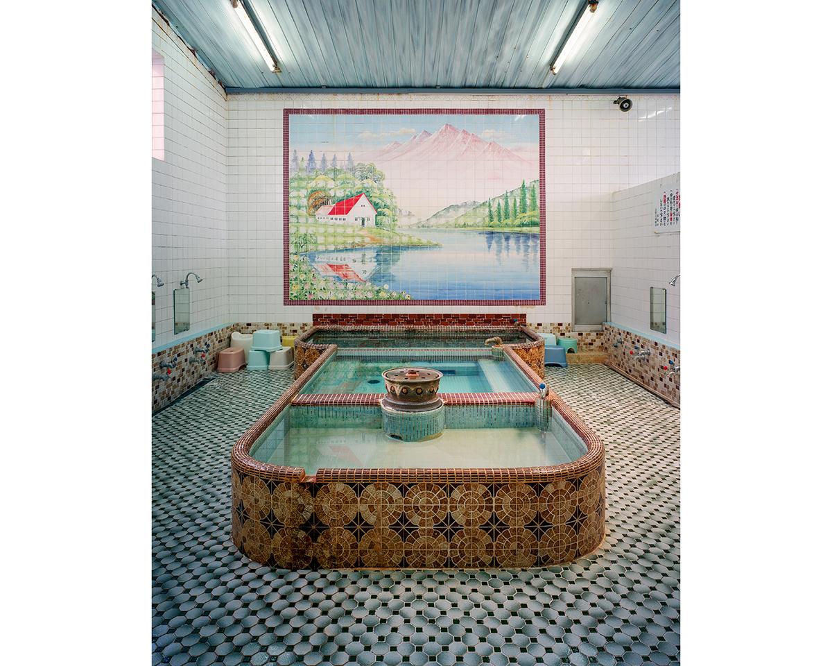 Local public bath