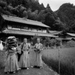 村の記憶 夏の獅子舞 三重県美杉町
