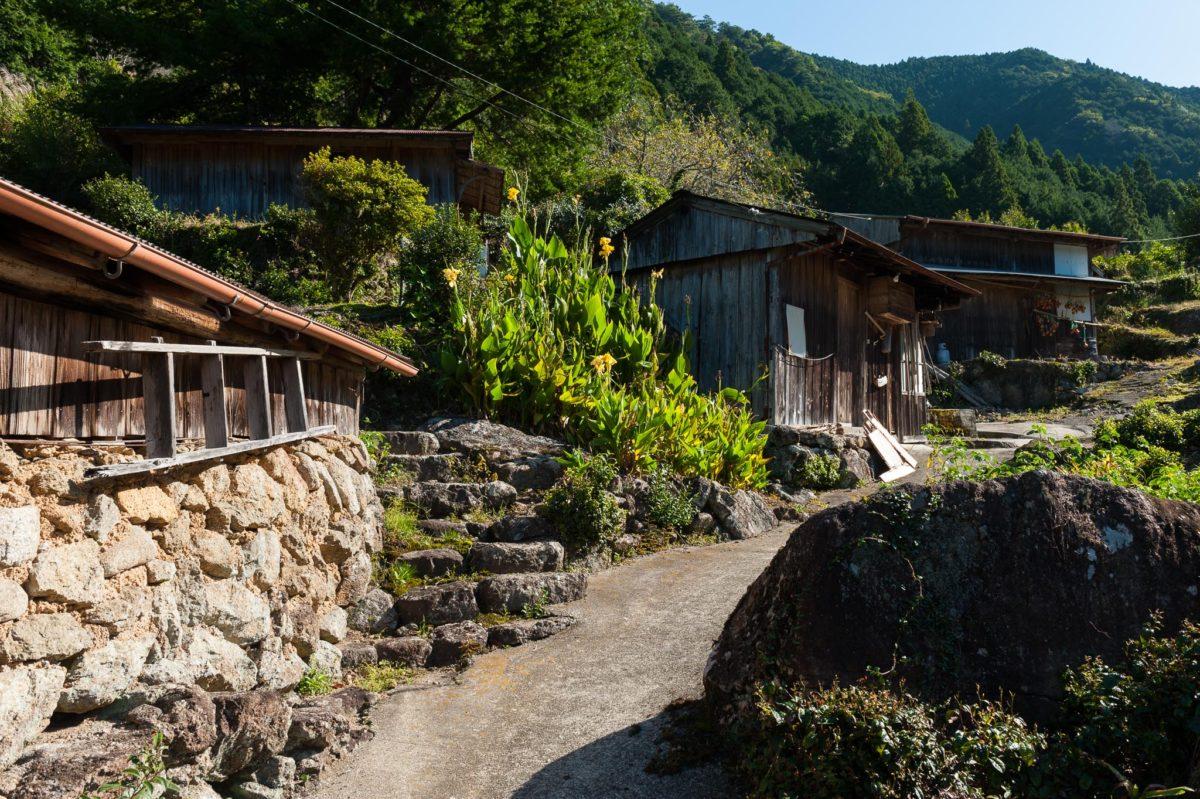 三重県熊野市赤倉民泊あかくら