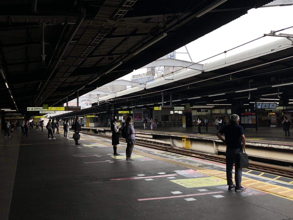200606JR鶴橋駅
