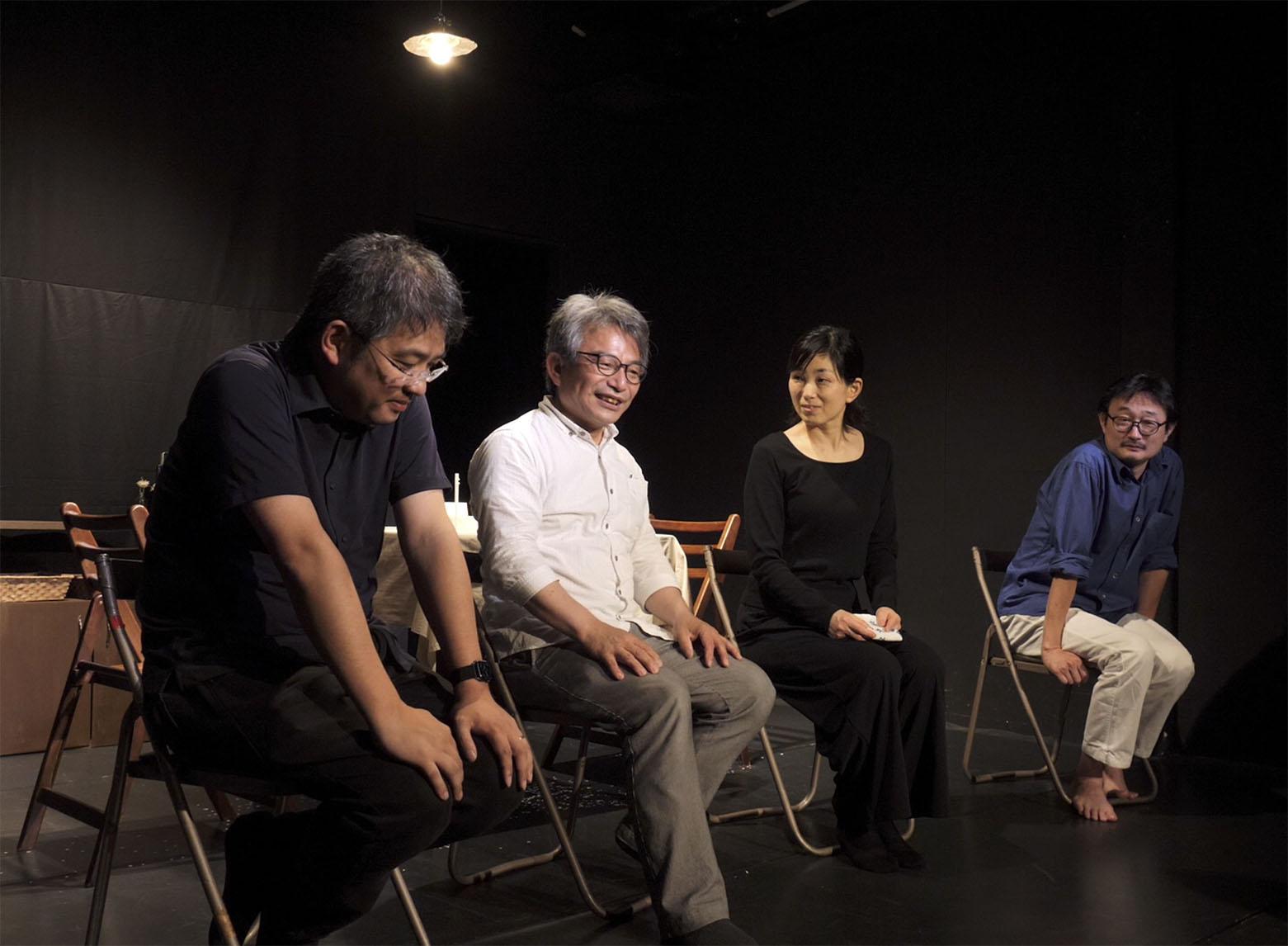 200620津あけぼの座トークライブ松原豊出演