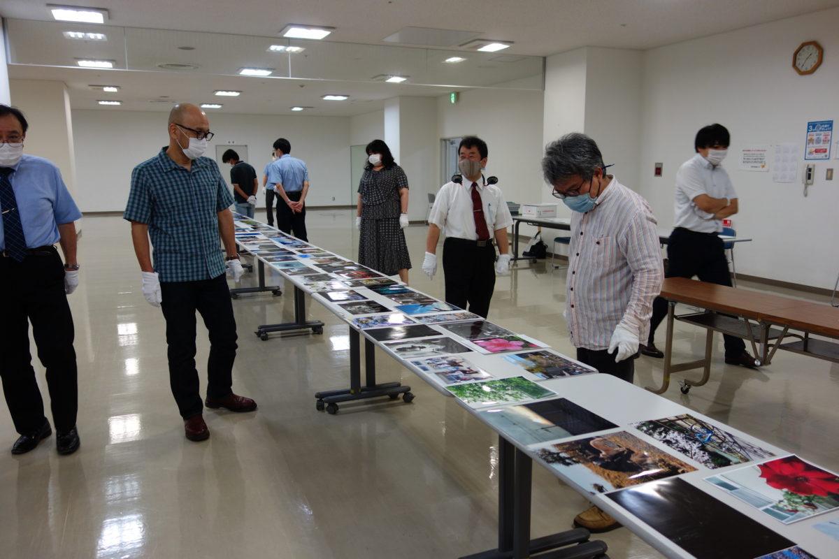 2020 mie High school photo contest examination