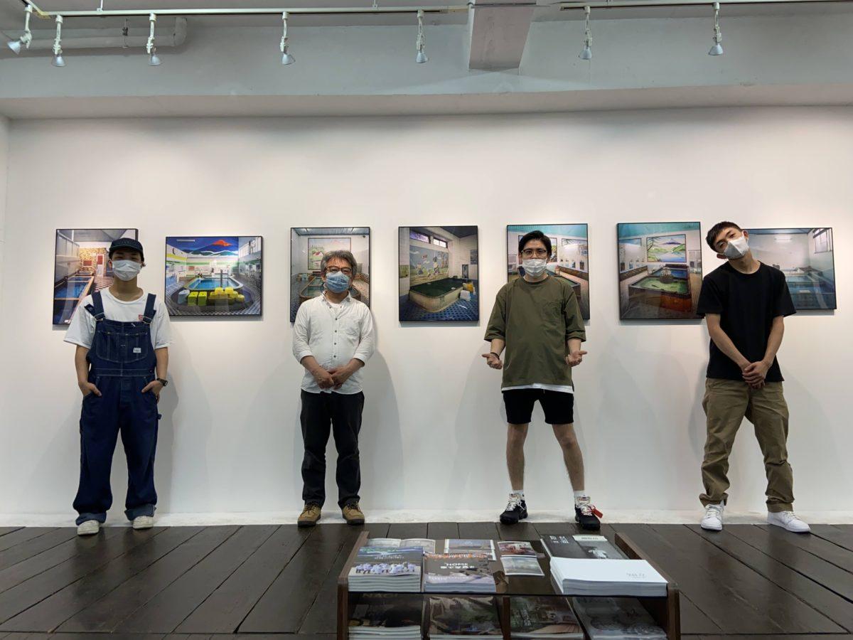 名古屋ビジュアルアーツの教え子達