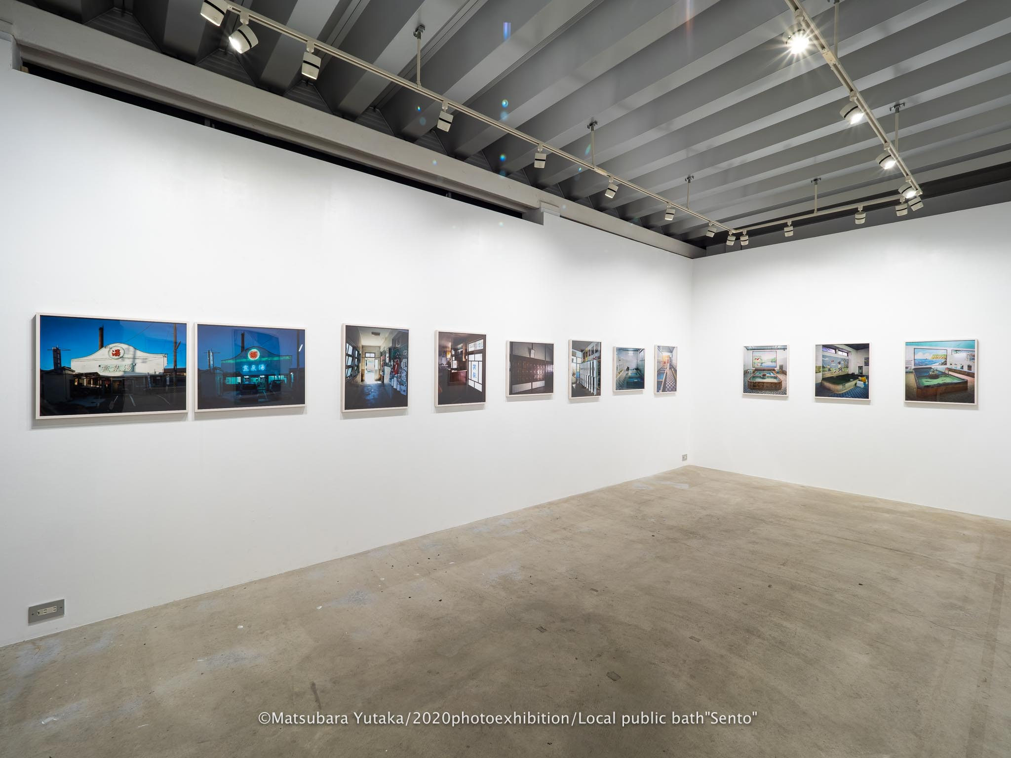 "2020 Local public bath ""Sento""gallery176写真展"